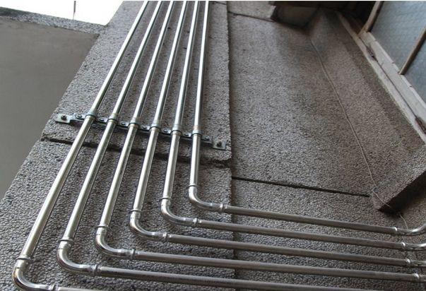 不锈钢饮水管道安装工程