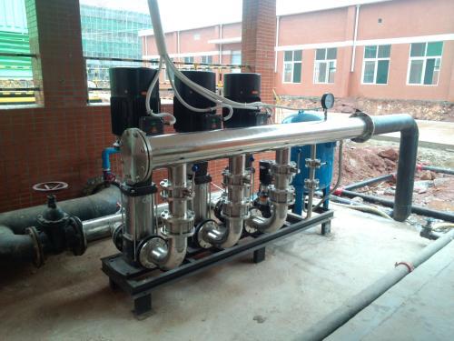 变频恒压供水工程